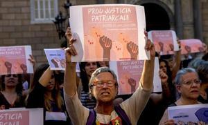 Miles de manifestantes protestarán hoy contra la libertad de 'La Manada'