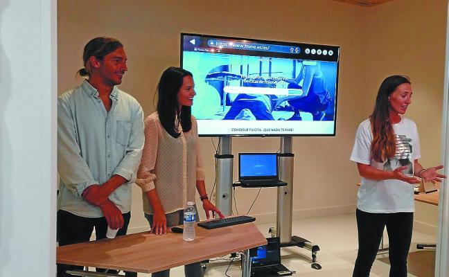 Fixme, plataforma con firma eibarresa para fisioterapeutas y pacientes