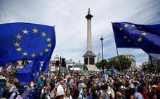 Piden otro referéndum a dos años del que votó por el 'Brexit'