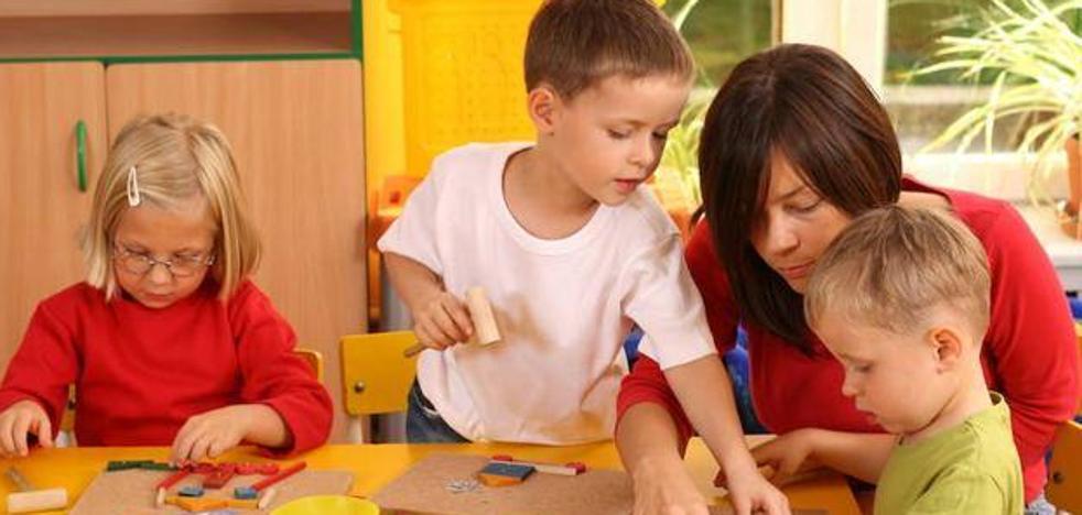 Los colegios públicos vascos perderán el próximo curso unos 2.000 alumnos en Infantil