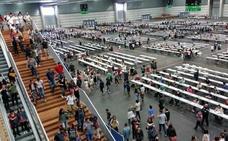 Más de 3.400 profesores compiten hoy por una plaza fija en la enseñanza pública