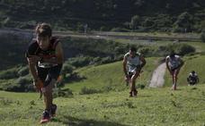 Walter Becerra y Sandra Sevillano vencen en el Zumaia Flysch Trail