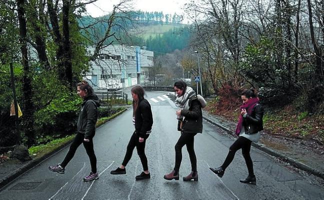 Proyecto Eskola Bideak para que los alumnos utilicen los caminos escolares