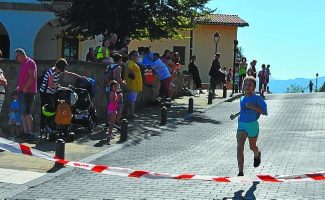 Xabier Berasategi ganó la etapa Olaberria - Olaberria de la Vuelta Ciclista a Gipuzkoa