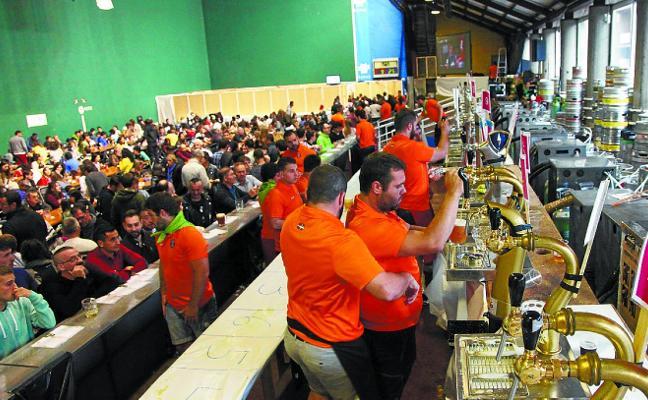 Llega la 'XIX Feria de la Cerveza'