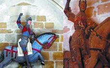 'Ecce homo' en la ermita de San Miguel