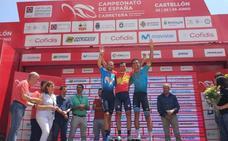 Gorka Izagirre, campeón de España de fondo en ruta