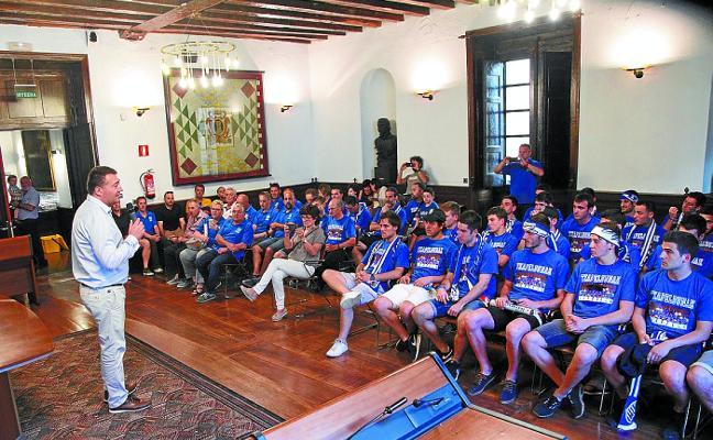 El Ordizia consigue, por fin, subir a Tercera División