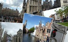 Bélgica: Póker de ases