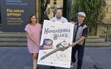 Larry Taylor y Fito de la Parra, miembros originales de Canned Heat, recibirán este año el premio Hondarribia Blues