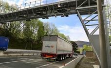 Los transportistas denuncian ante el Ararteko abusos por cobro de peajes en Gipuzkoa