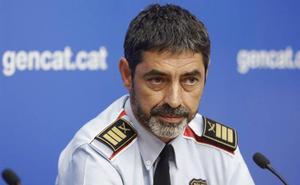 La Audiencia Nacional estudia hoy el recurso de Trapero contra su procesamiento por sedición