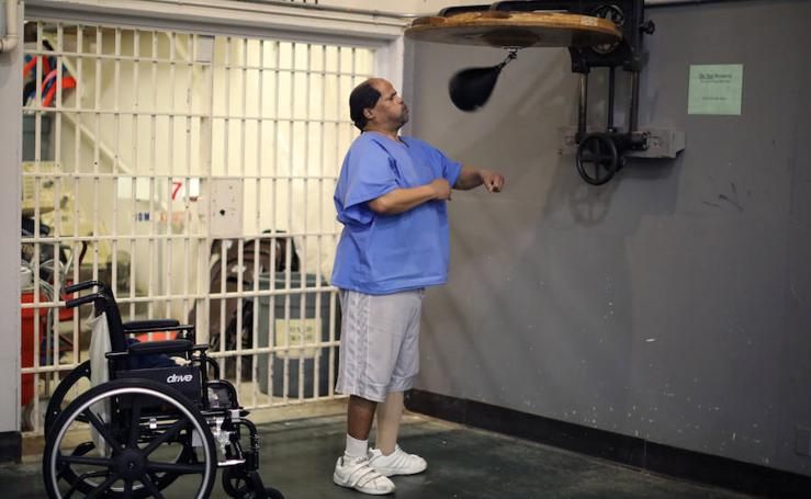 El drama de envejecer en prisión