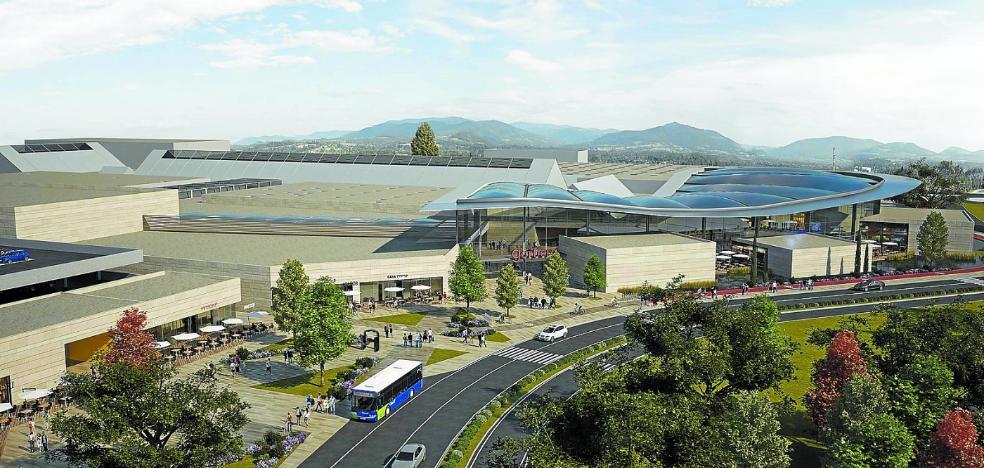 El nuevo Garbera contará con diez salas de cine y 20 nuevos locales de hostelería