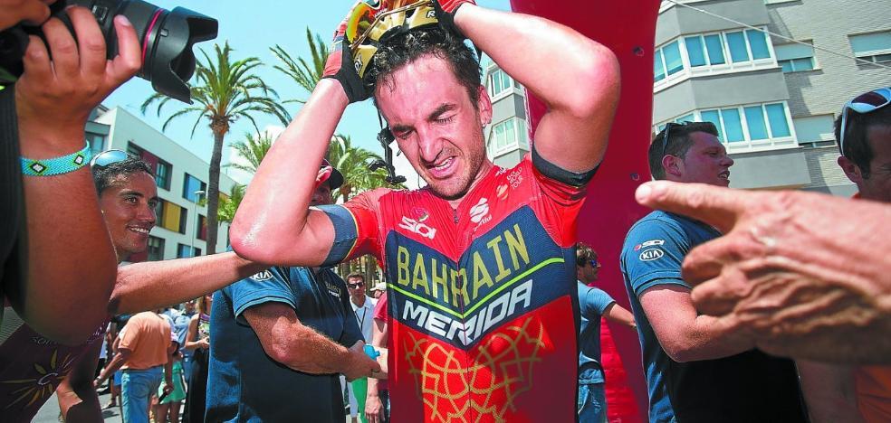 Gorka Izagirre: «El título me viene bien para la confianza pensando en el Tour de Francia»