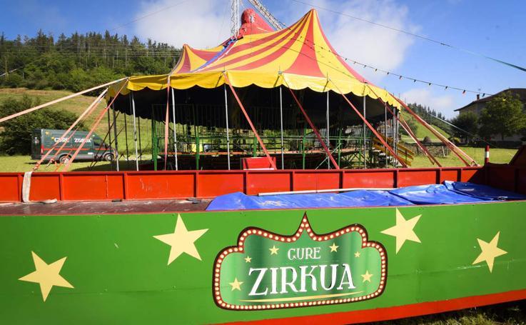 El verano de Gure Zirkua