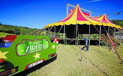 El primer circo vasco