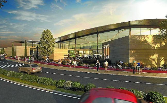El Ayuntamiento cierra la puerta a nuevos centros comerciales con la ampliación de Garbera