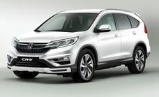 Honda CR-V, robustez y ligereza