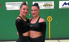 Nahia Arguiz acude al campeonato de España de gimnasia