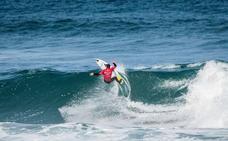 Aritz Aranburu asegura haber surfeado «la mejor ola de mi vida»