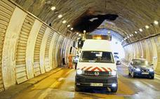 La A-15 registrará cortes en ambos sentidos este fin de semana por las obras del túnel de San Lorenzo