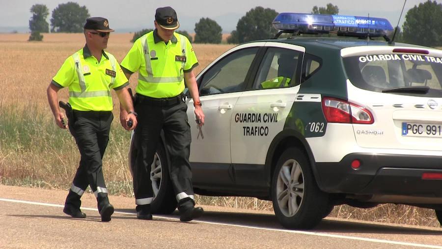 Dos ciclistas guipuzcoanos fallecen atropellados atropellados en León
