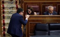 El Congreso frena las enmiendas del PP a los Presupuestos que detraían partidas a Euskadi