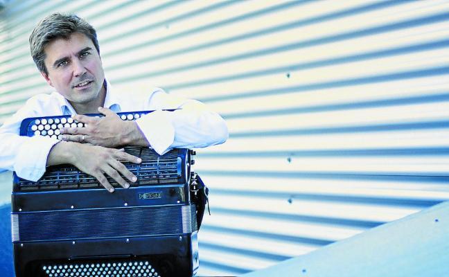 Alberdi: «Mi esfuerzo por impulsar el acordeón está generando grandes satisfacciones»