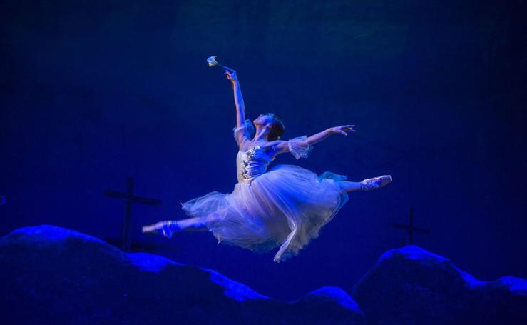 Malasia a ritmo de Ballet