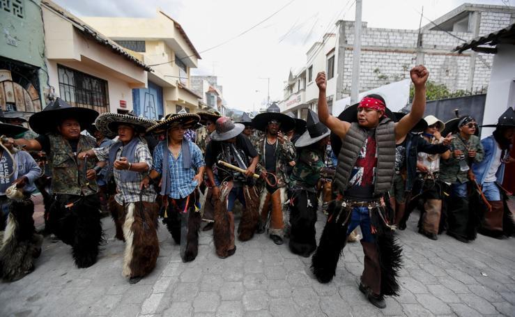 Tradiciones indígenas