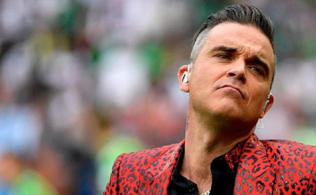 Robbie Williams, ¿con Asperger?