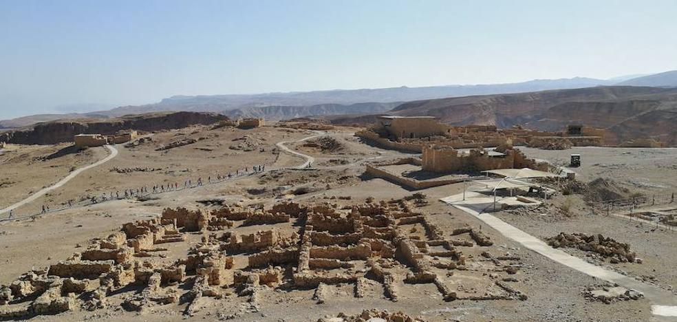 Masada, la última fortaleza