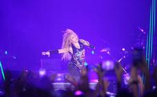 Shakira en el BEC, renacida y reciclada