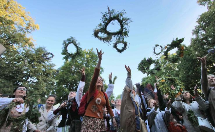 Rituales en Lituania