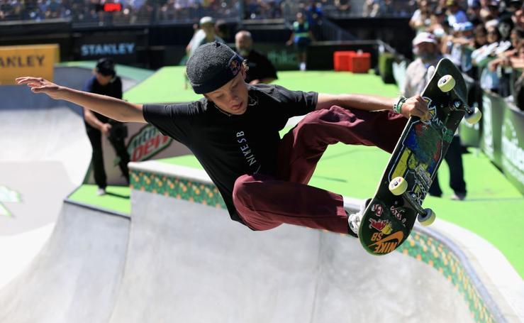 Campeonato de Skate