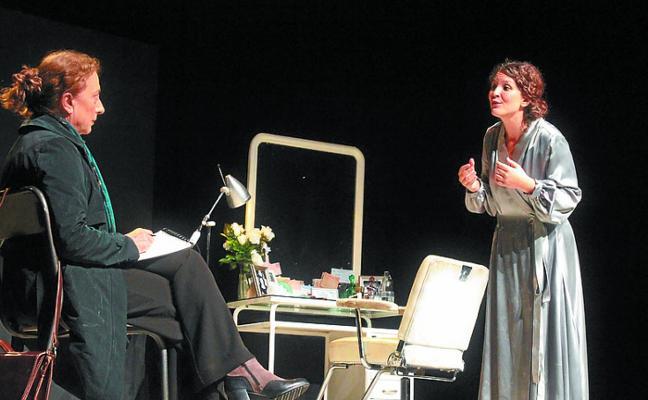 Lleno total en Biteri para ver la obra de Kulunka Teatroa