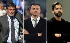 Michel, Luis Enrique o Quique Sánchez Flores, ¿a quién prefieres de seleccionador?