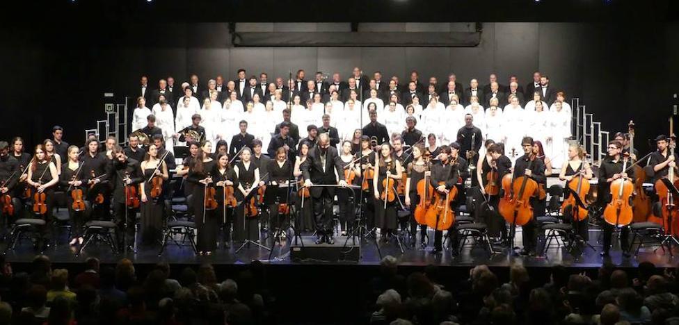 El Orfeón Donostiarra actuará el jueves en el Festival de Carcasonne