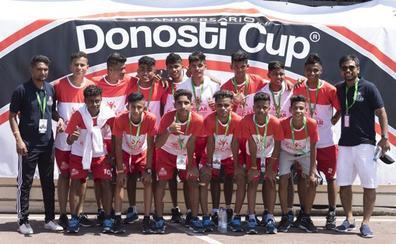 De los suburbios de India a la Donosti Cup