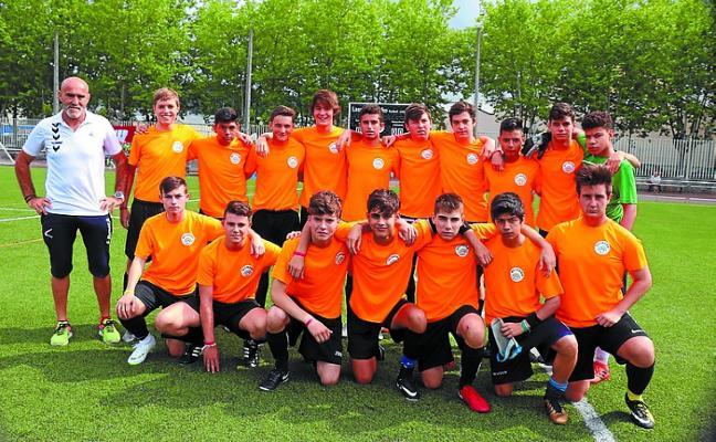 Equipos del Ostadar y Texas Lasartearra en la Donosti Cup