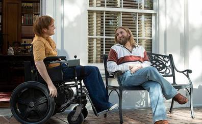 'No te preocupes, no llegará lejos a pie', Joaquin Phoenix se luce como alcohólico y parapléjico