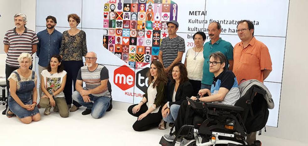 15 proyectos participarán en Meta 2018