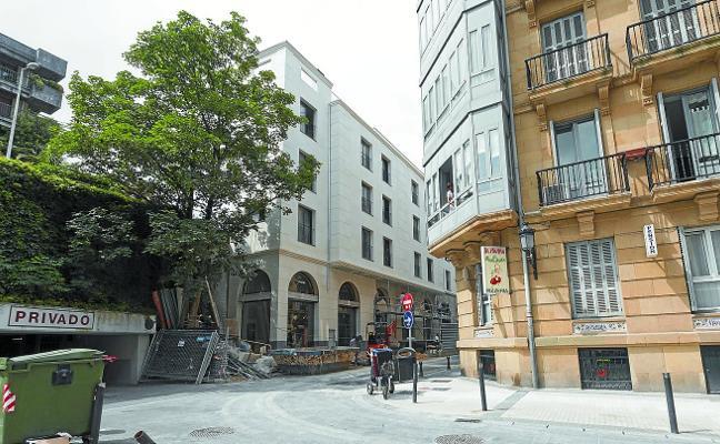 El hotel de la calle San Bartolomé acelera su apertura y ya acepta reservas para septiembre