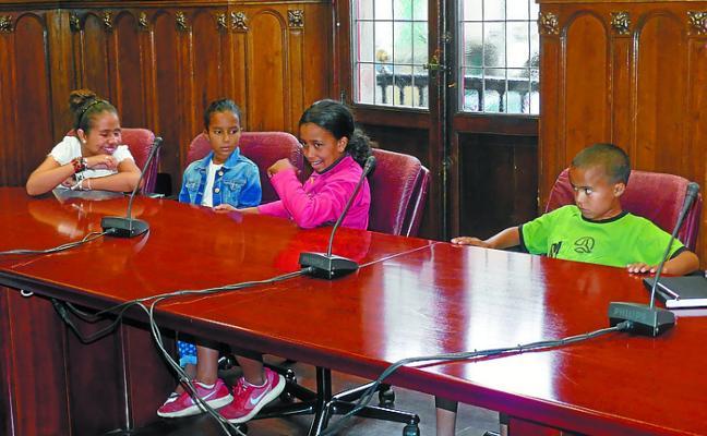 Carrera solidaria con los niños saharauis este domingo