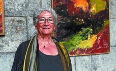 Josette Dacosta expondrá su arte en el claustro debarra