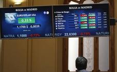 Tercera sesión de ganancias de un 1% para el Ibex-35, que rebasa los 9.800 puntos