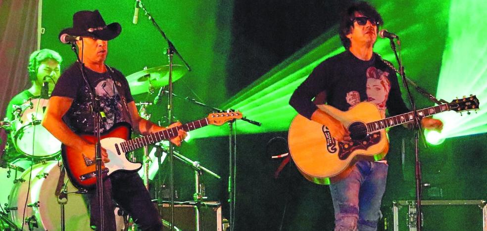Doctor Deseo, Willis Drummond y Deus Ez abren las fiestas en Amaña