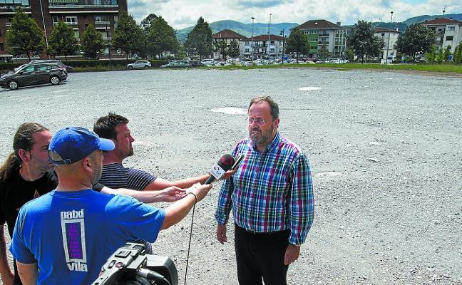 Se construirán 118 VPO en la calle Biteri y un aparcamiento subterráneo