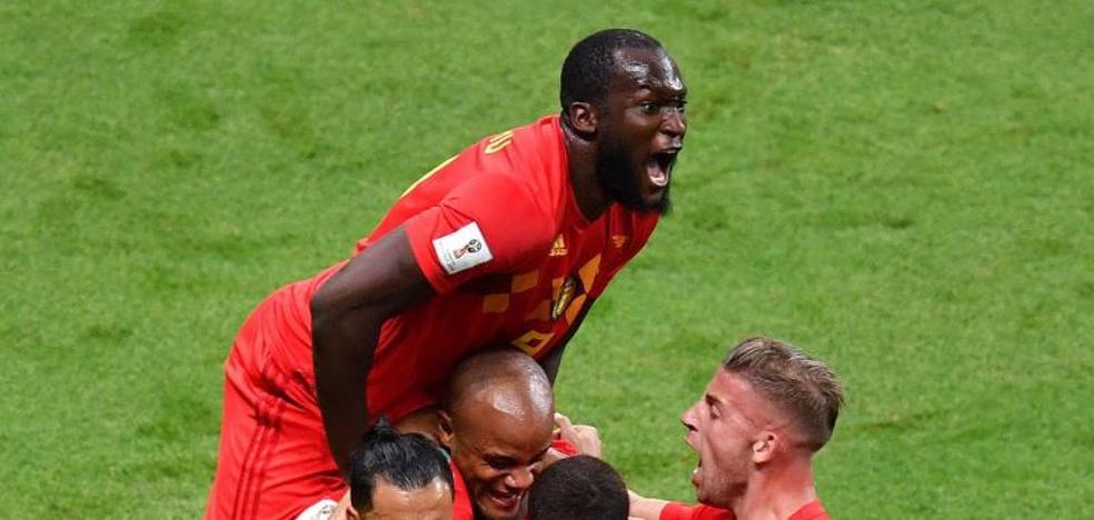 Francia y Bélgica, sin chistes